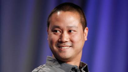 Photo of Tony Hsieh