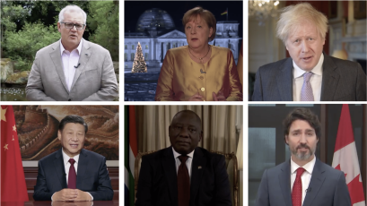 Photos of world leaders
