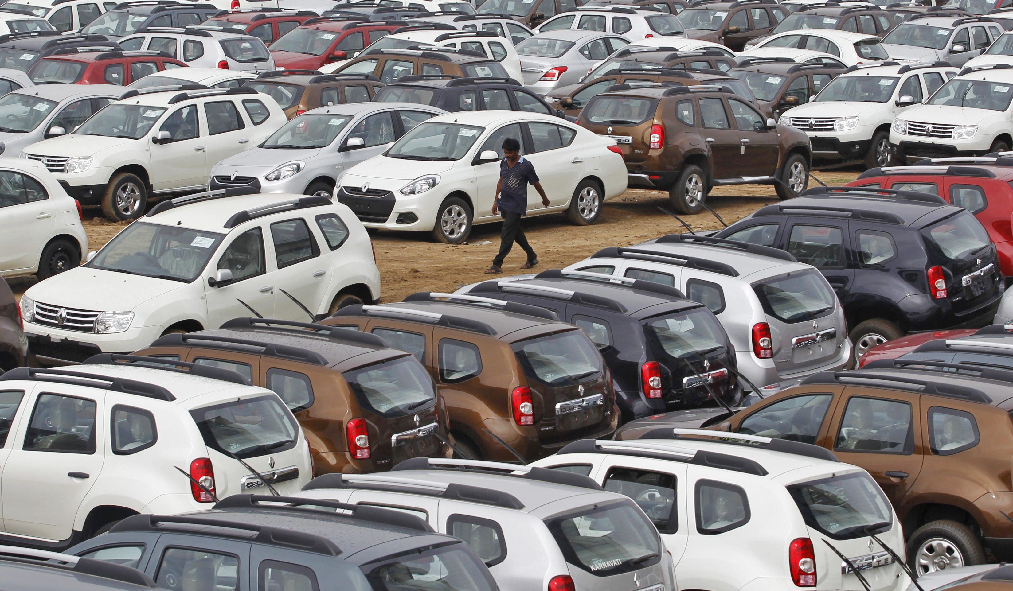 Ford India, Mahindra & Mahindra hit by semiconductor shortage — Quartz India