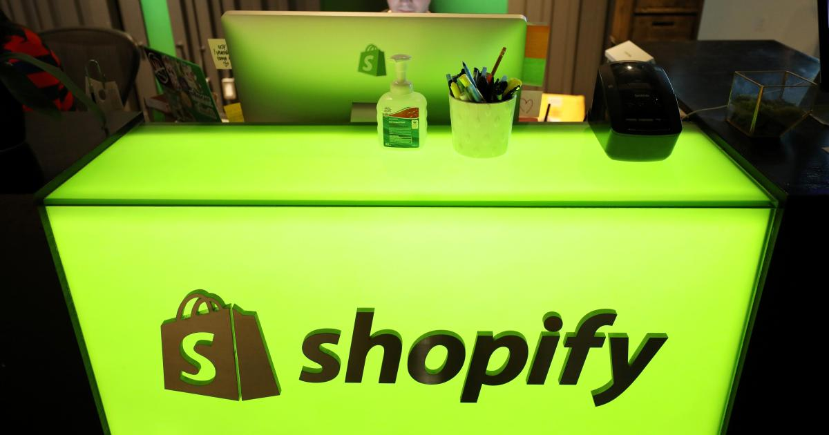 "Shopify is ""arming the rebels"" against Amazon"