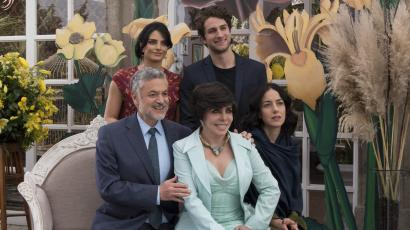 Promo photo for La Casa De Las Flores on Netflix