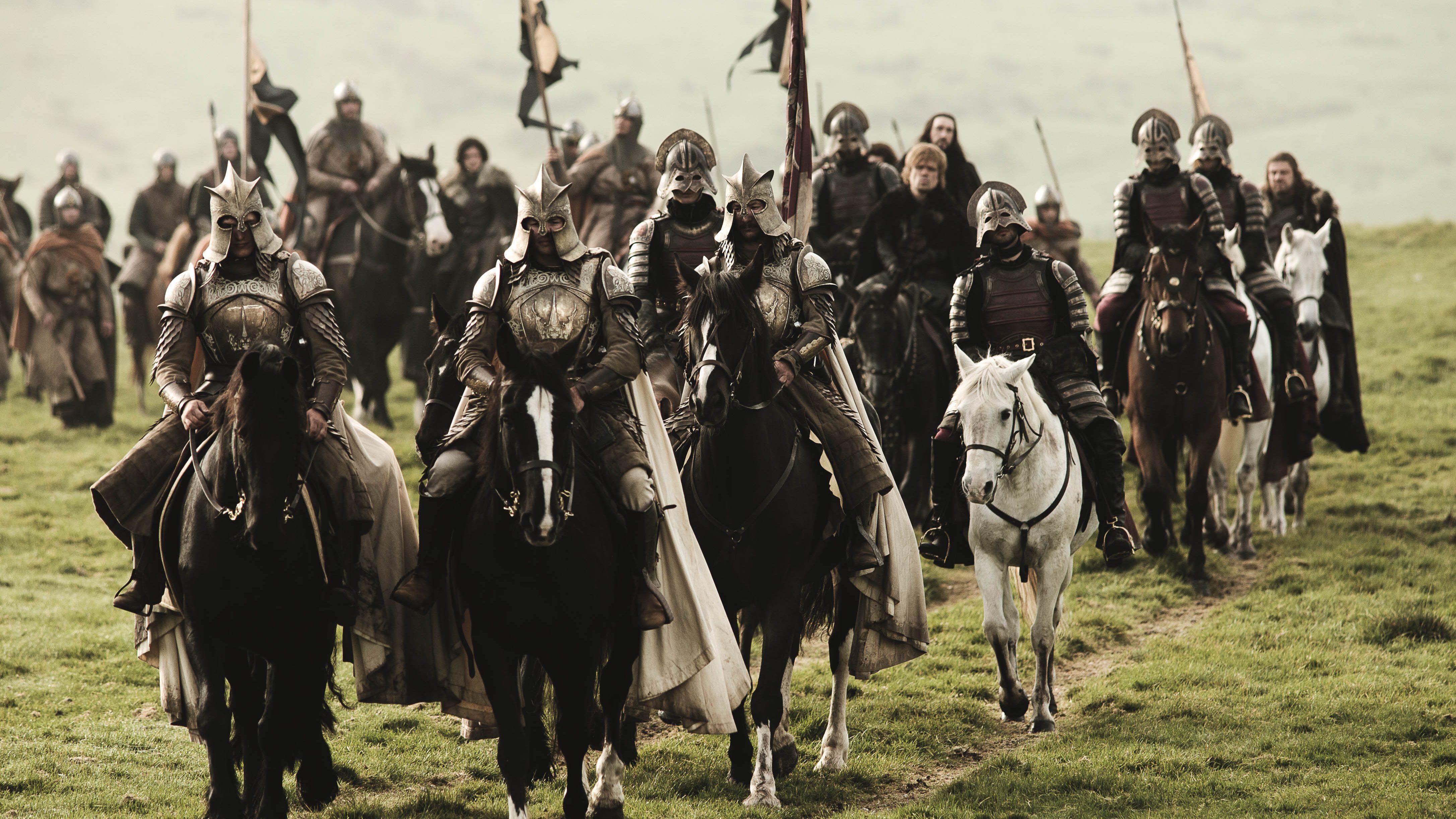 hbo thrones westeros kingsguard