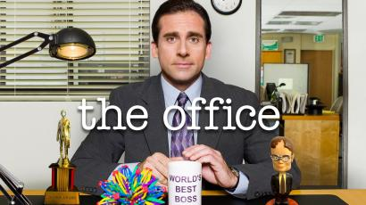 the office peacock