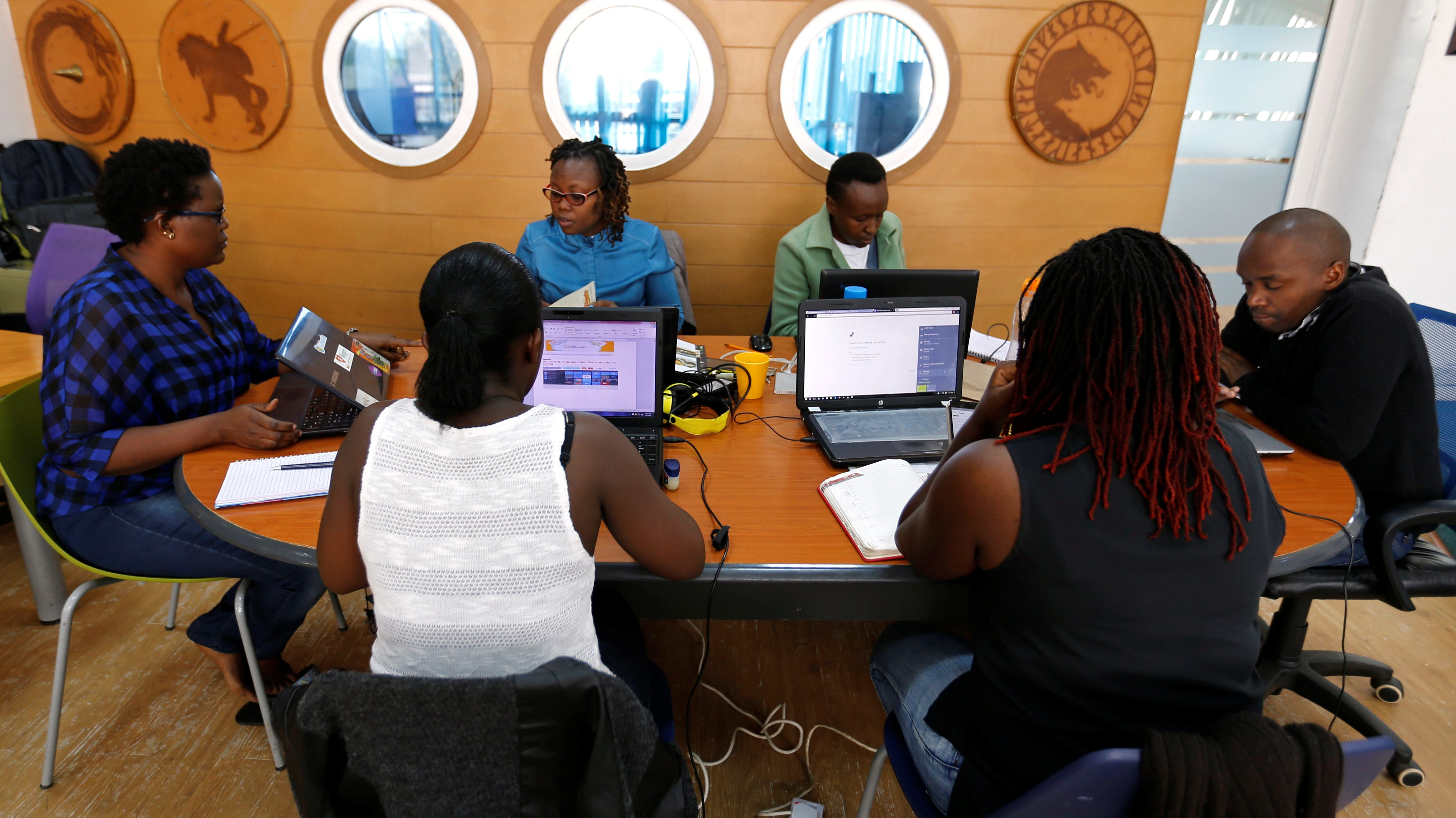 Investors funds are emerging to back African female tech founders