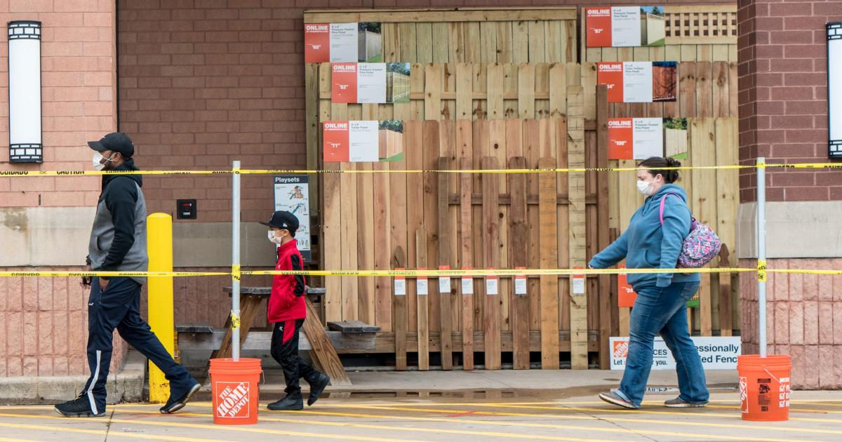 Home Depot's sales are up 25% but Wall Street is worried about its post-Covid prospects