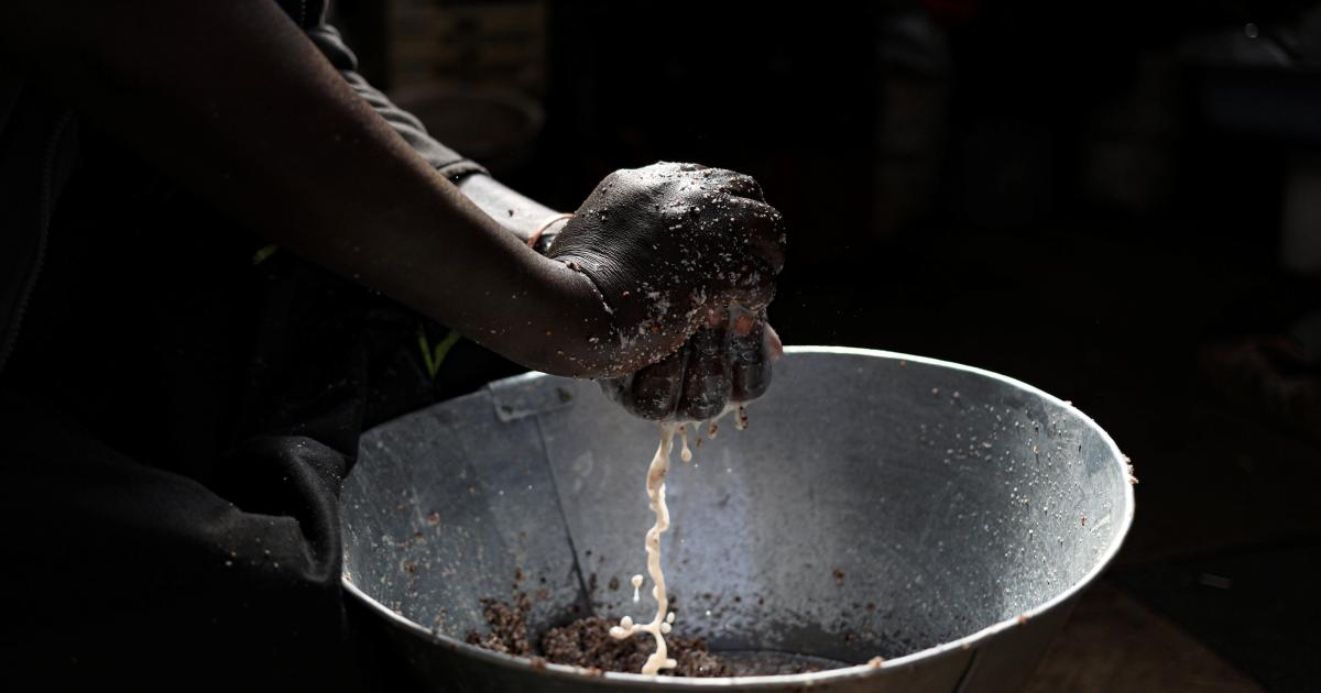 Africa's biggest air polluter is now battling sewage flows into a major water source