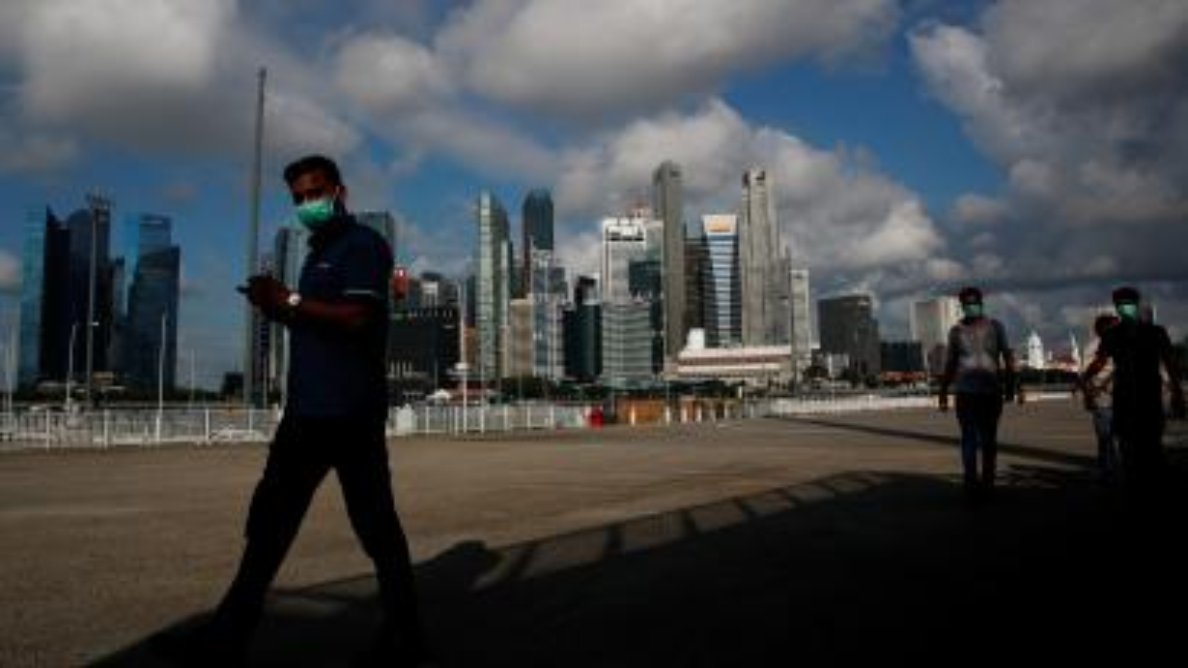 The coronavirus disease (COVID-19) outbreak in Singapore