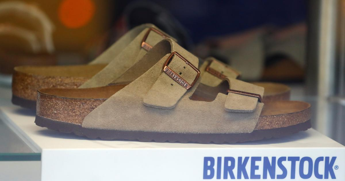 The company behind Louis Vuitton is now backing Birkenstock