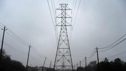 Winter weather caused electricity blackouts in Houston