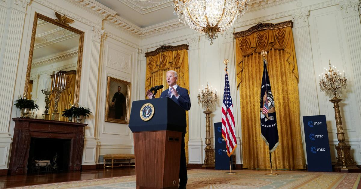 Biden lays out a vision for China relations