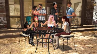 On Second Life, the economy boomed in 2020.