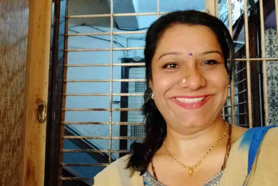 Vijeta Salani was laid off from a company where she had worked for 12 years.