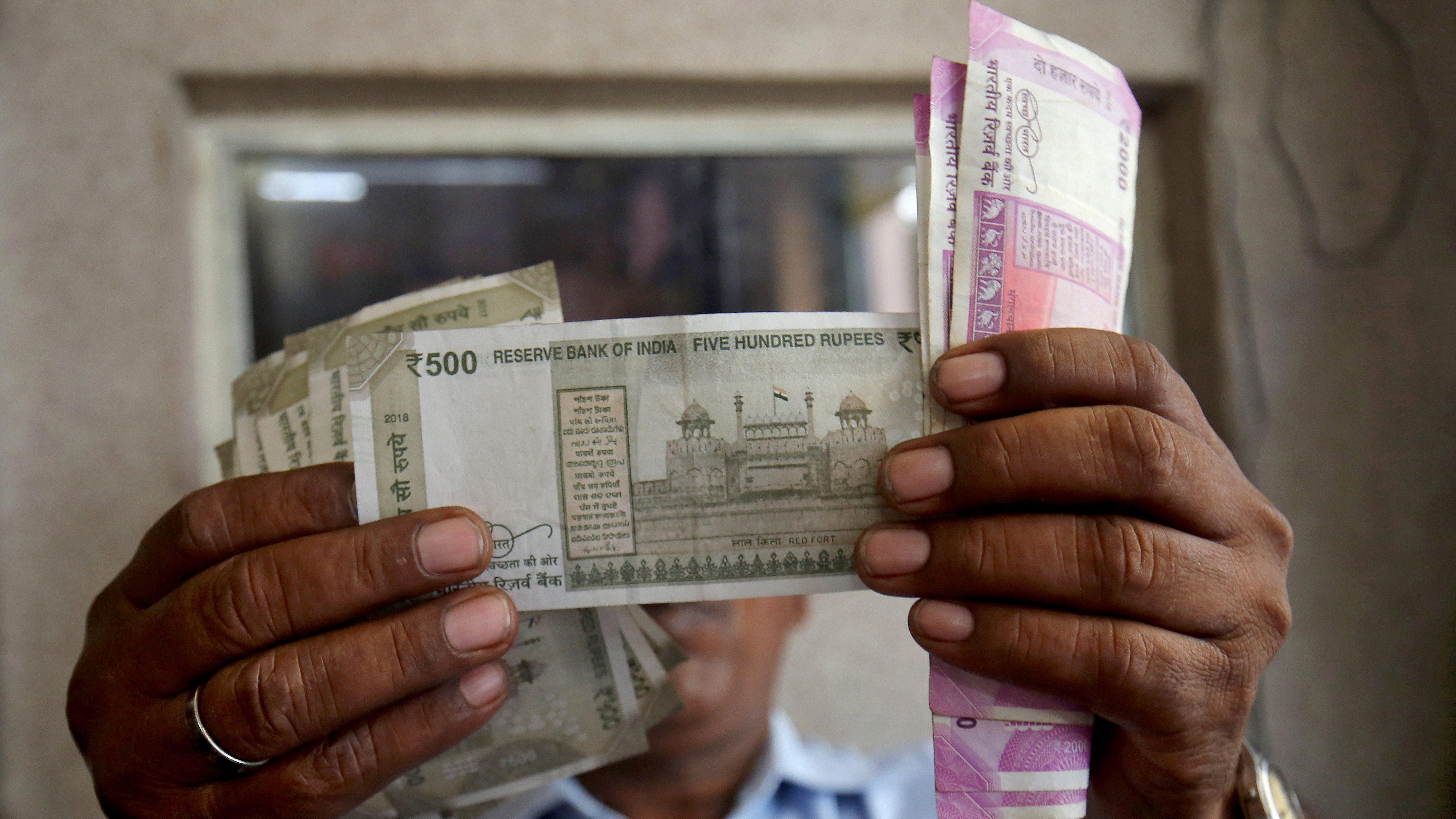 India-Rupee-Economy