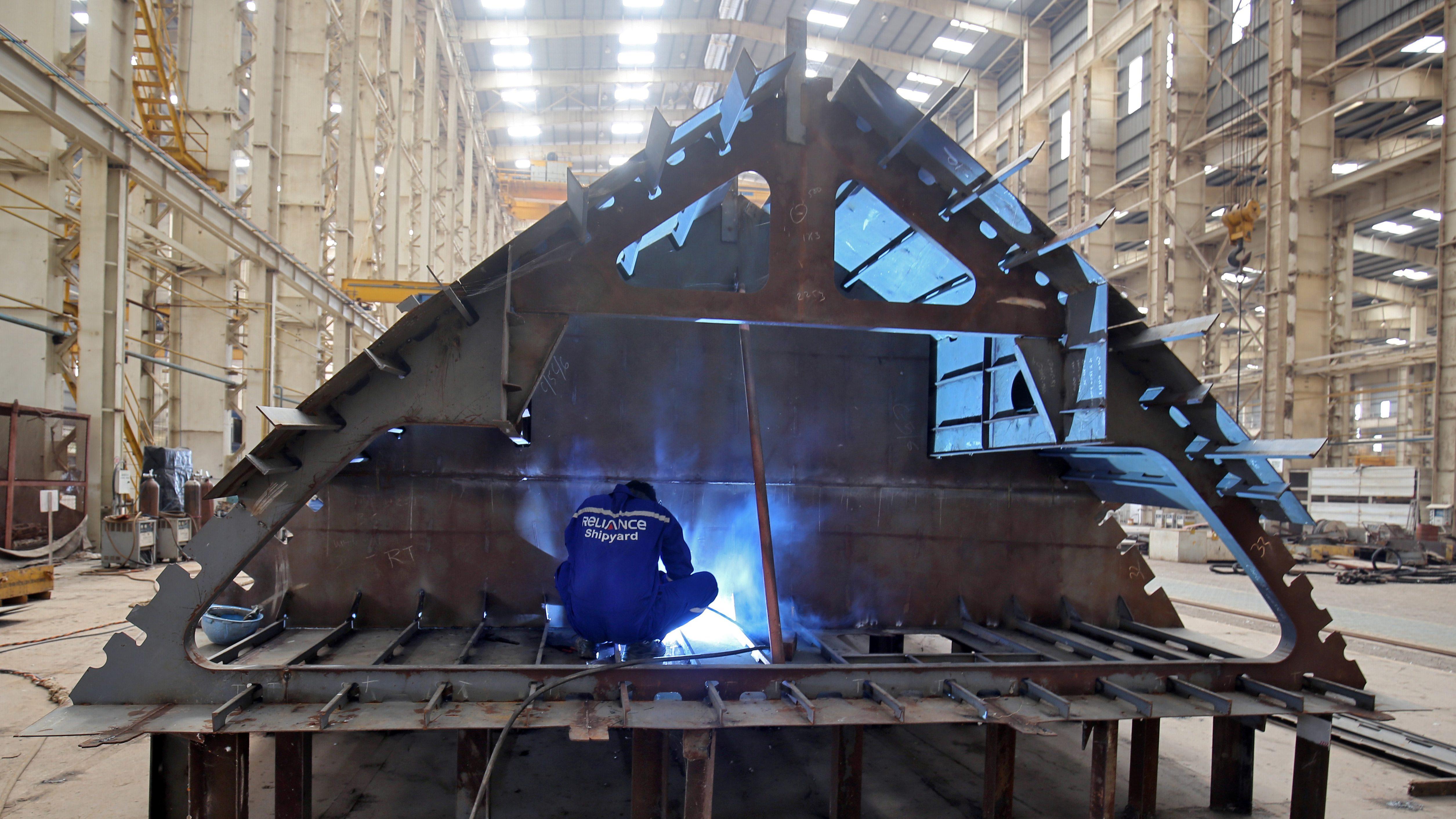 India-Steel-Economy