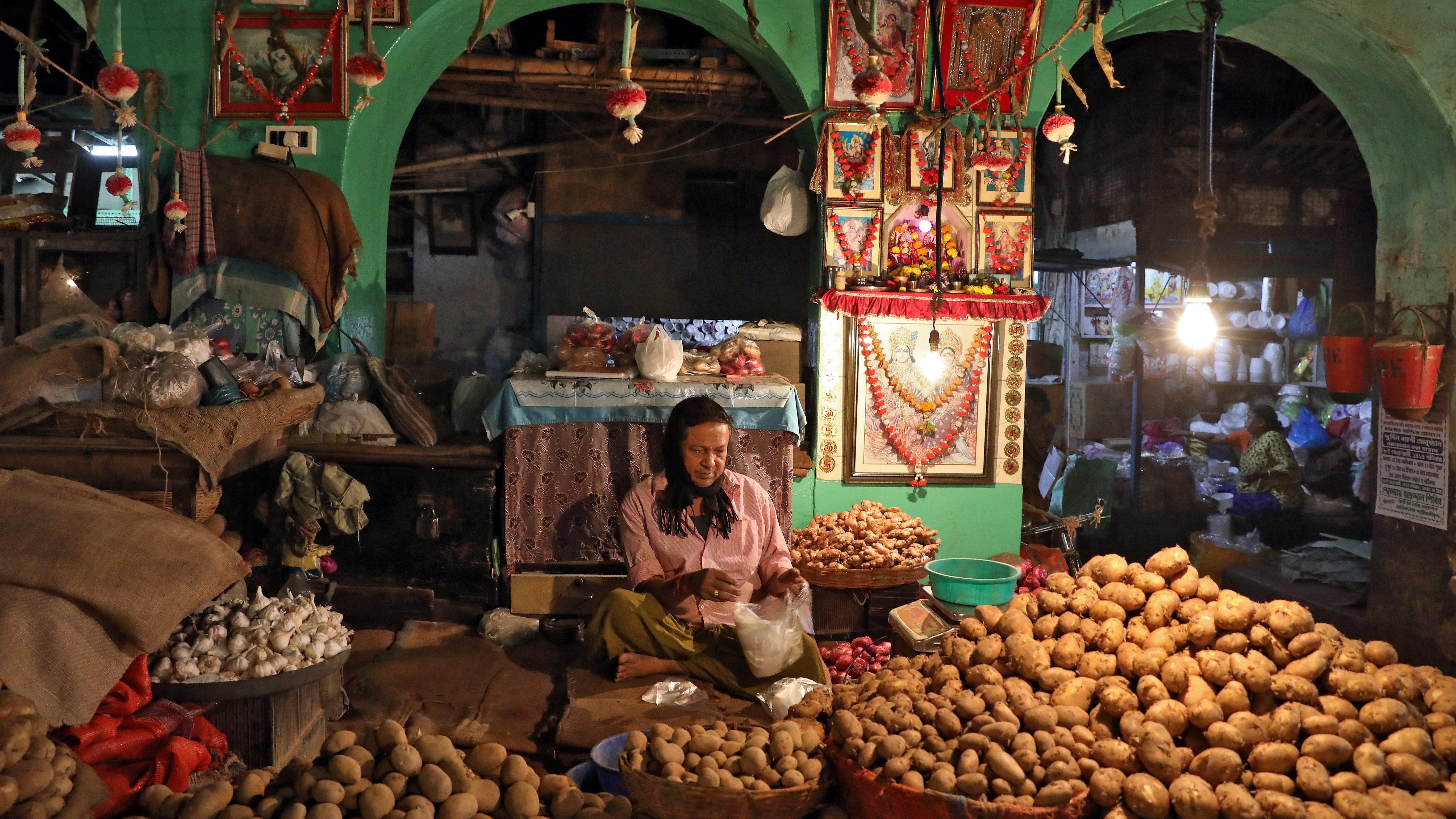 India-Economy-Inflation
