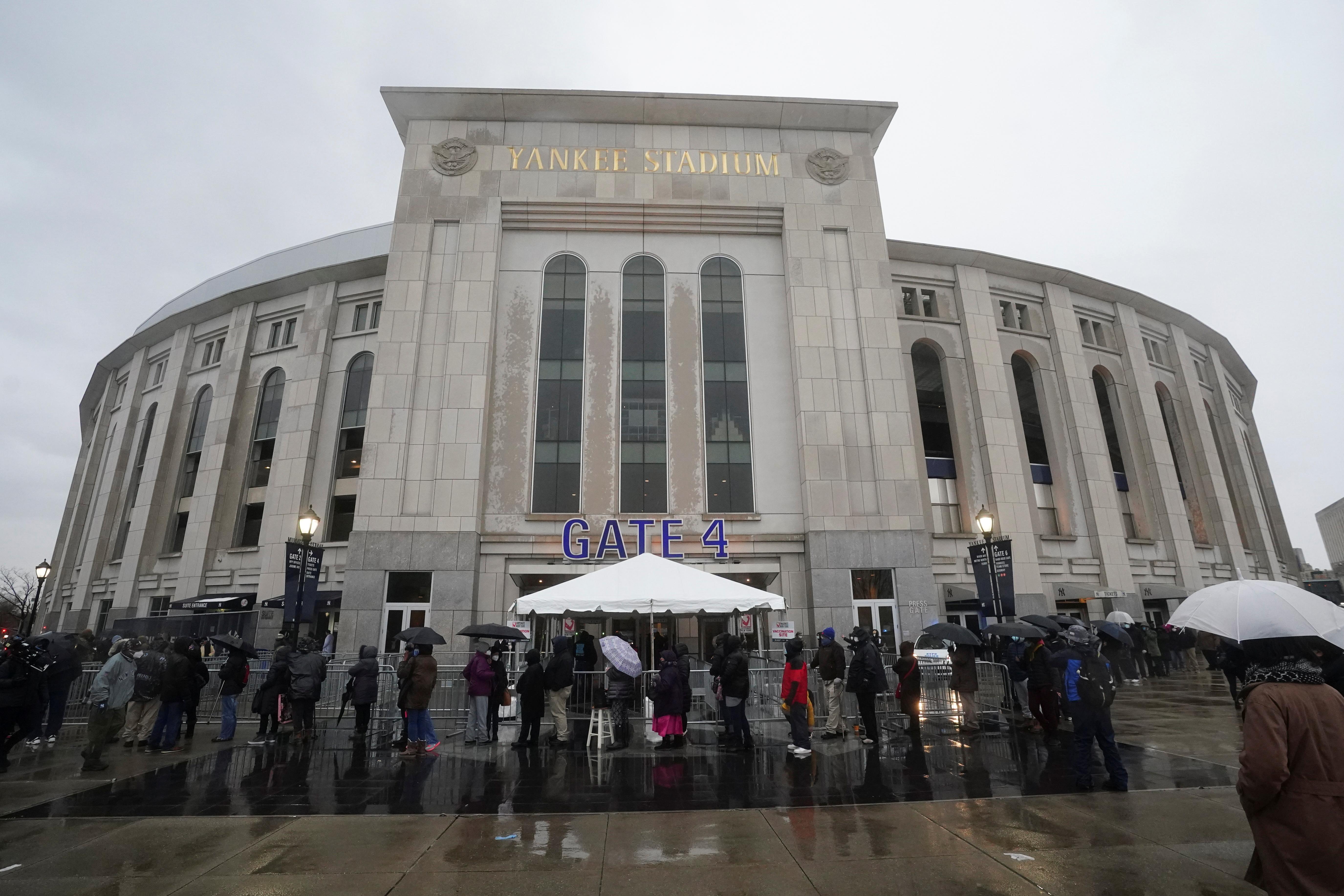 Yankee Stadium, New York City, US