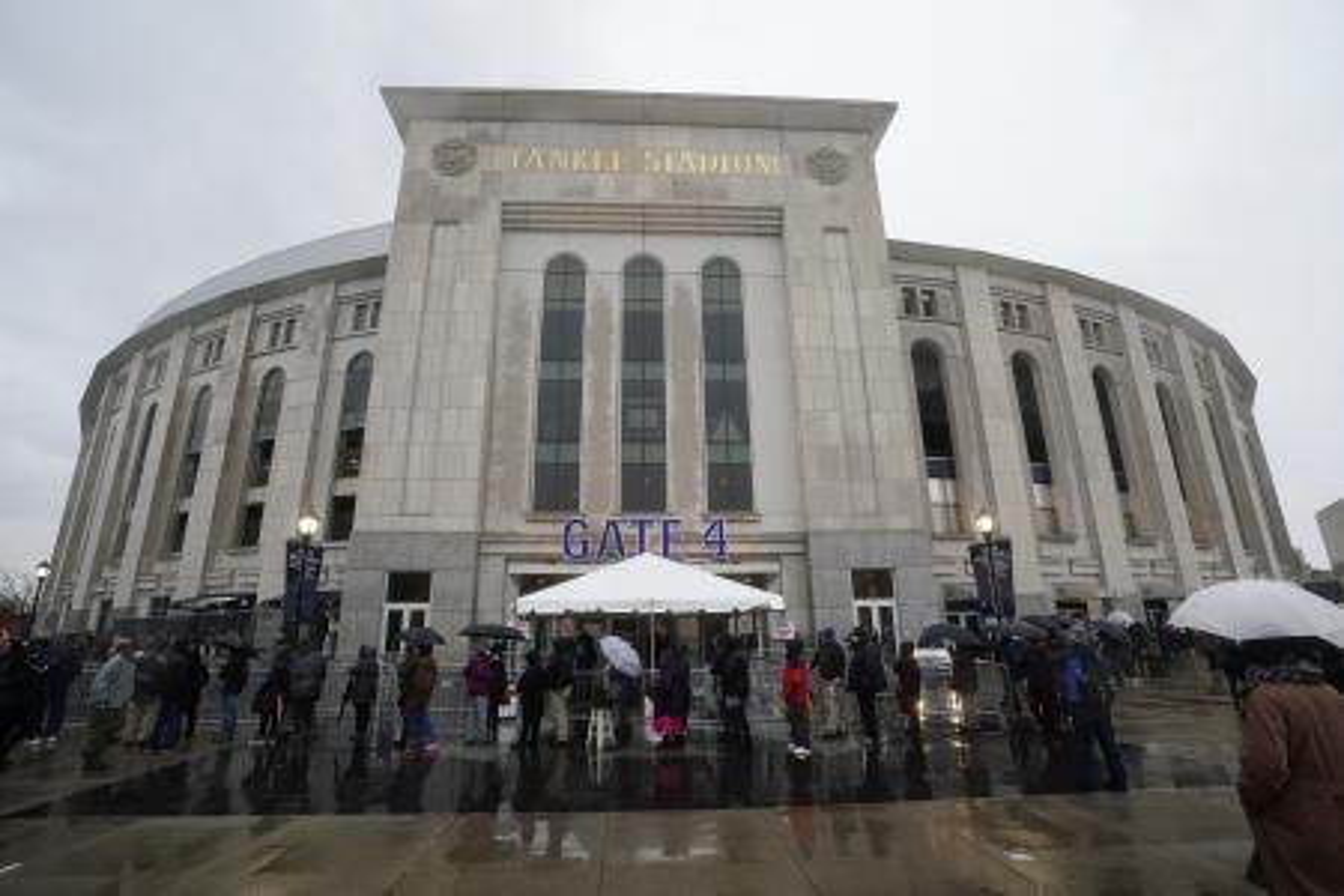 Yankee Stadium, Nova York, EUA