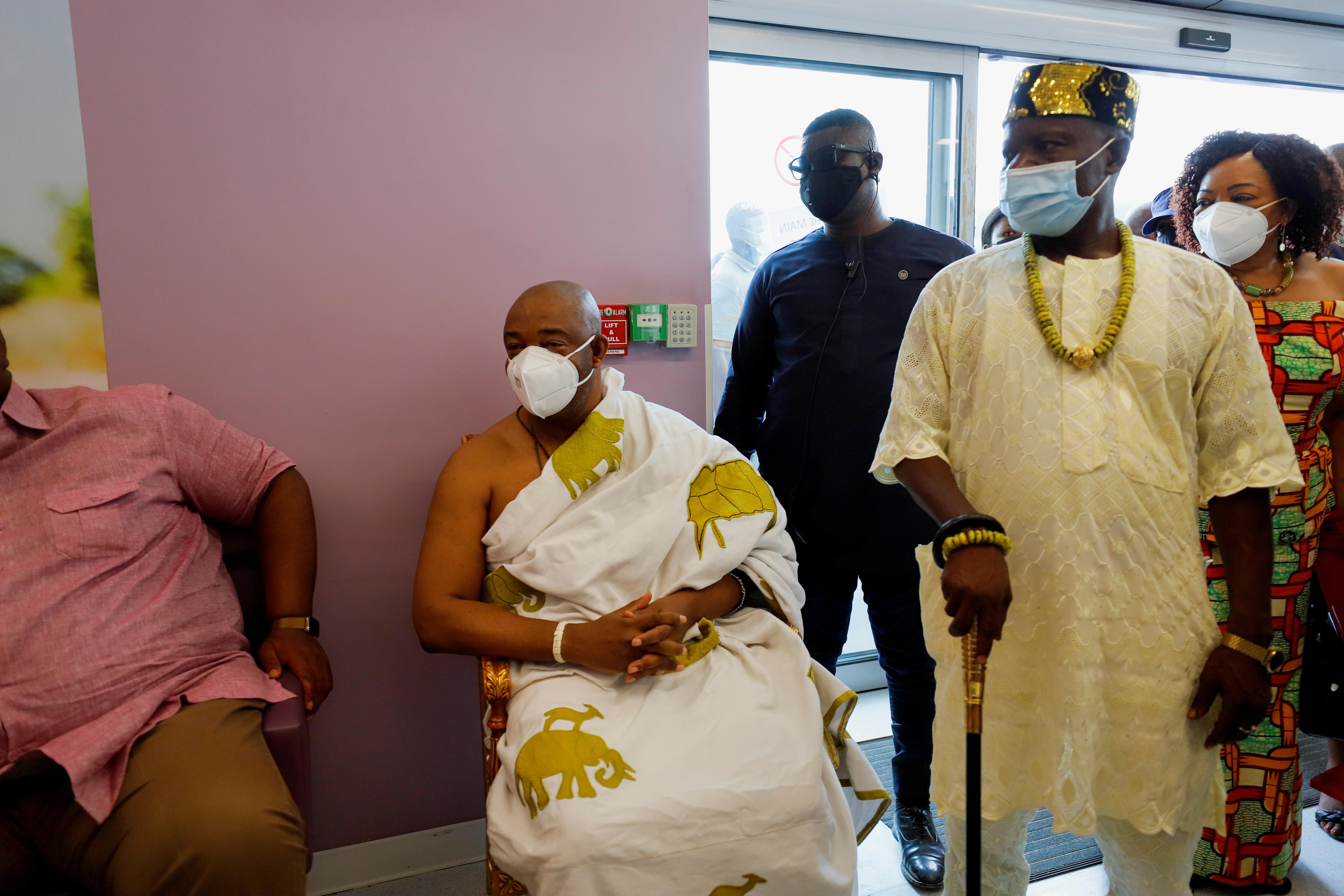 Hospital Ridge, Accra, Gana