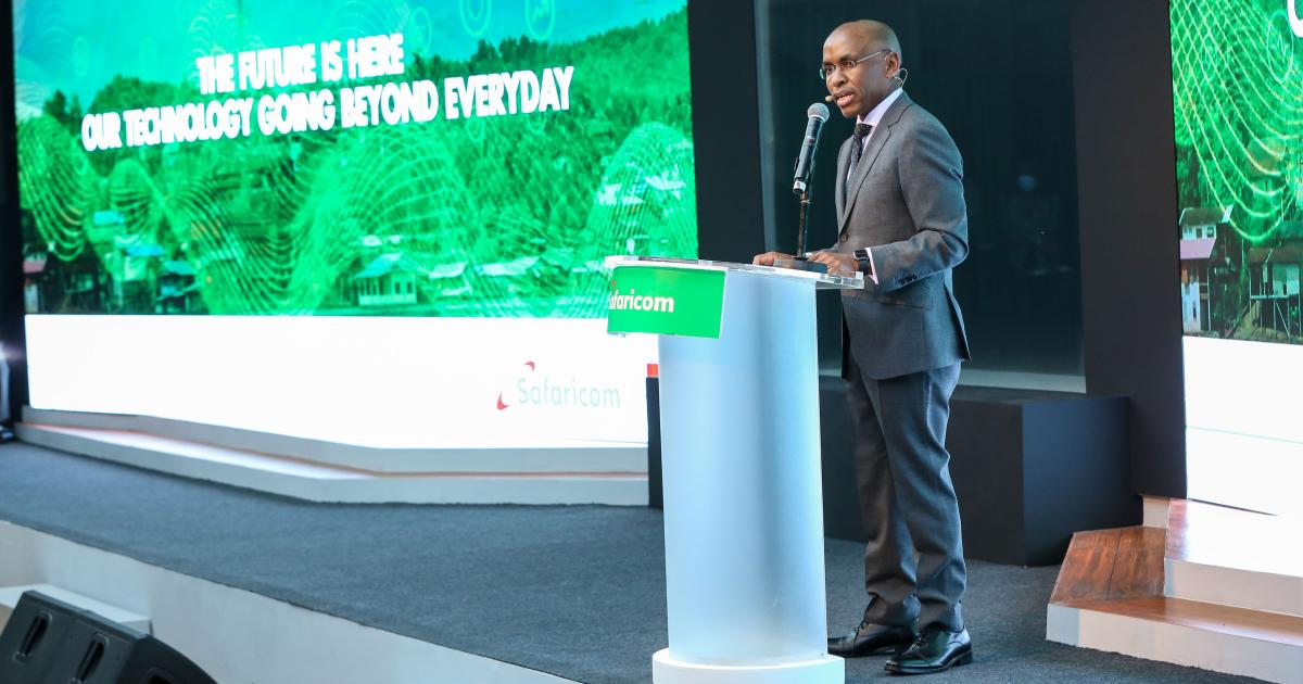 Kenya becomes the second African country to launch 5G