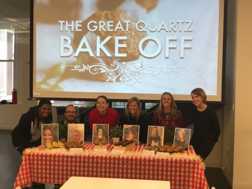 The Great Quartz Bake Off