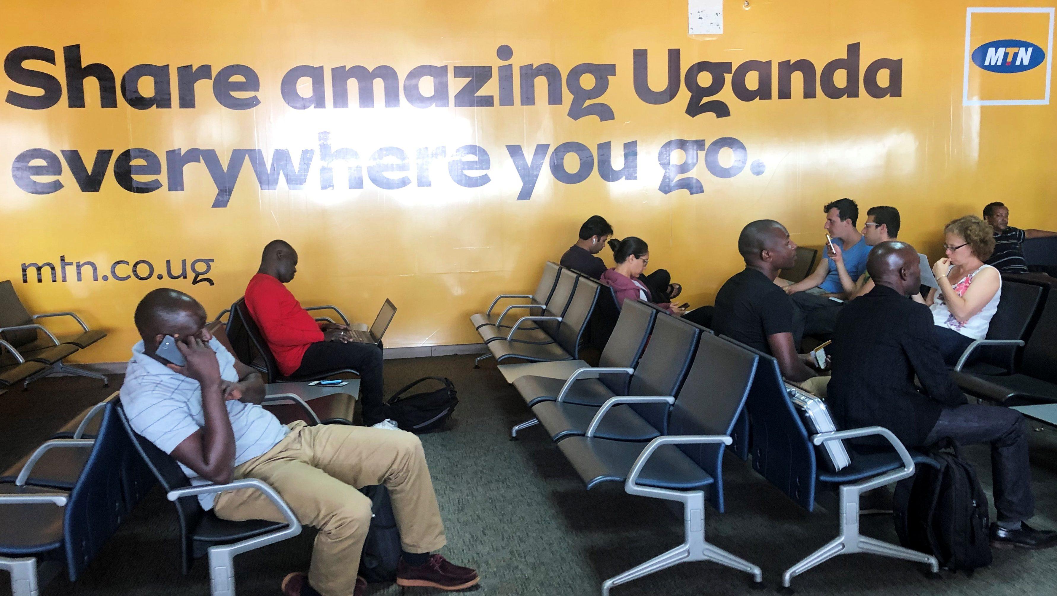 Uganda internet tax