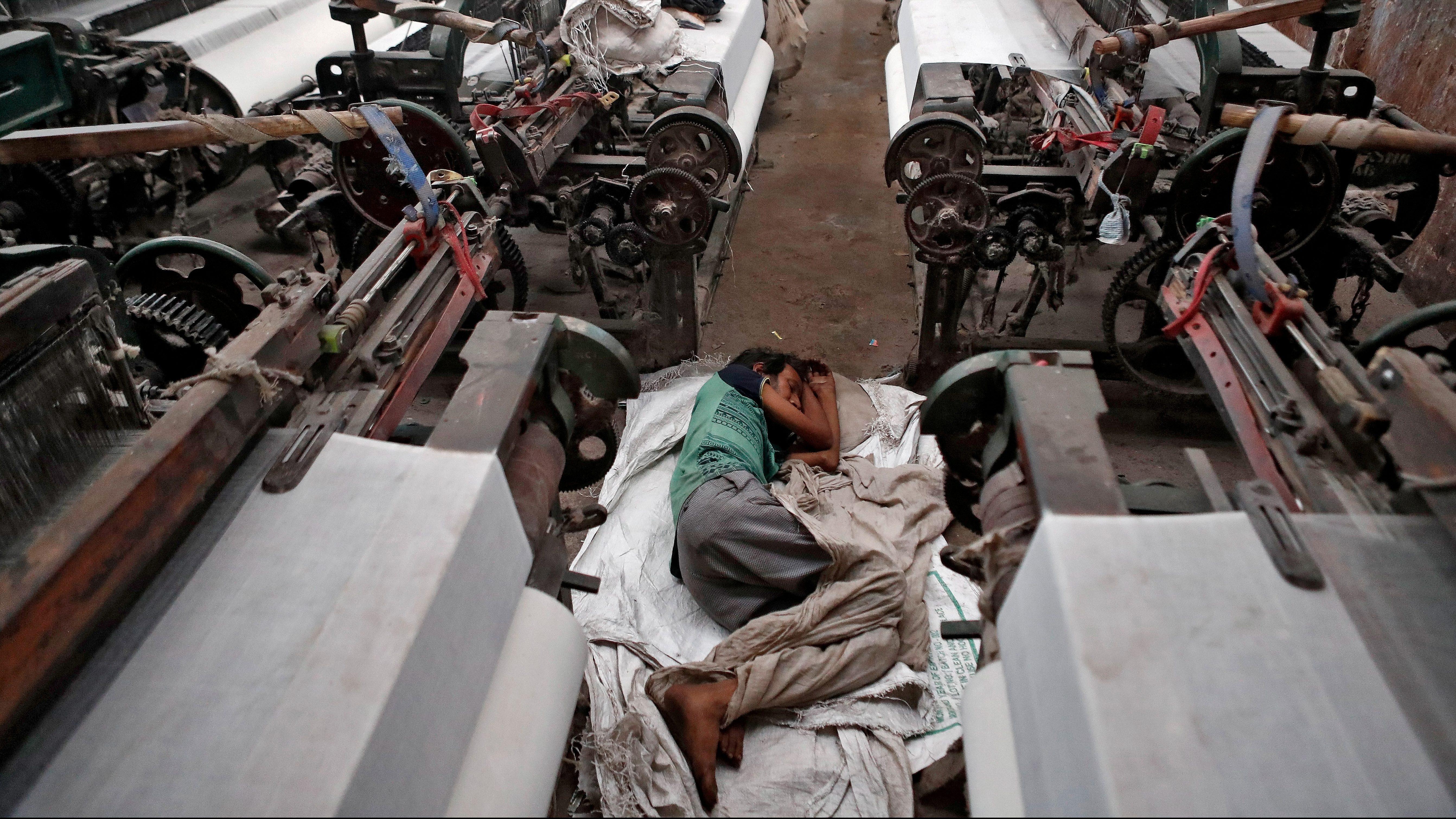 India-Economy-Covid