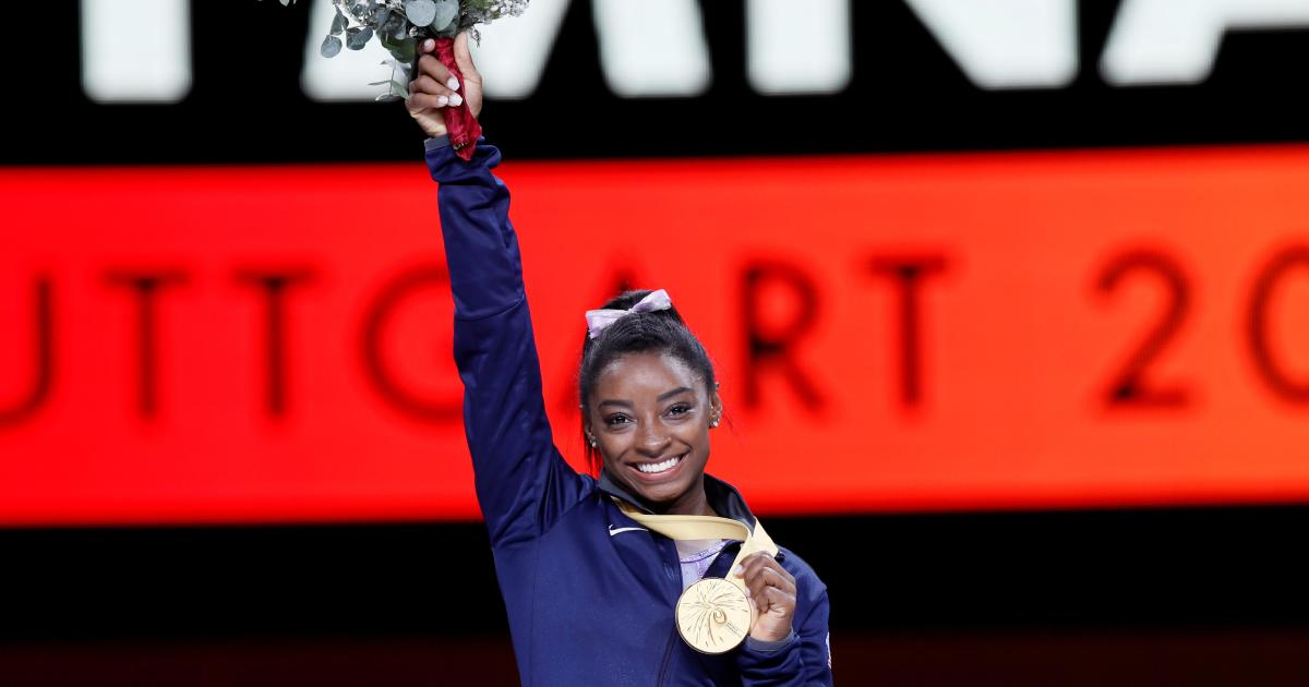 Simone Biles and Gap's Athleta brand will both benefit from her split with Nike