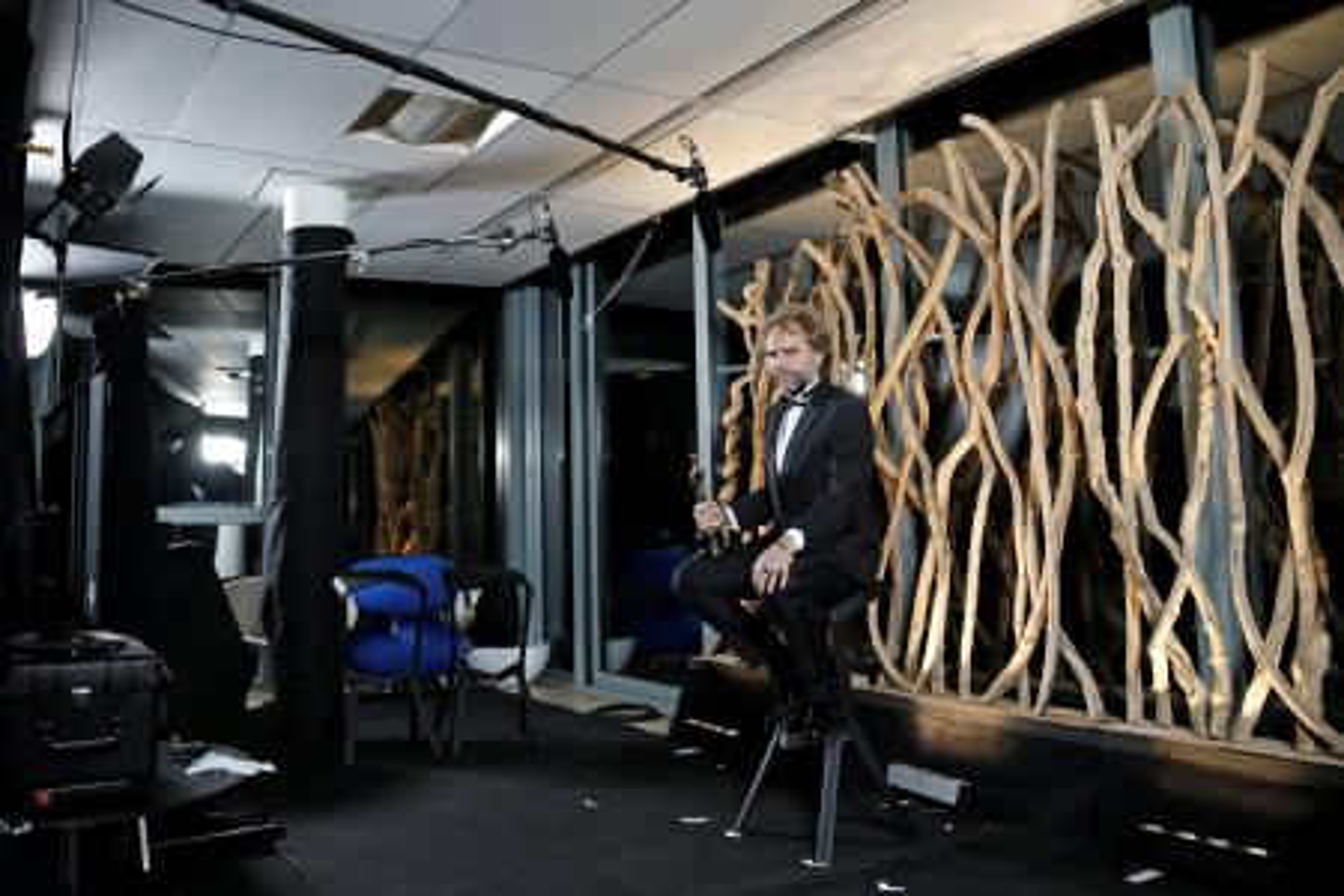 Florian Zeller's Oscars acceptance speech in London