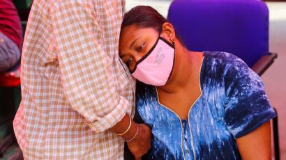 Outbreak of the coronavirus disease (COVID-19), in Ghaziabad