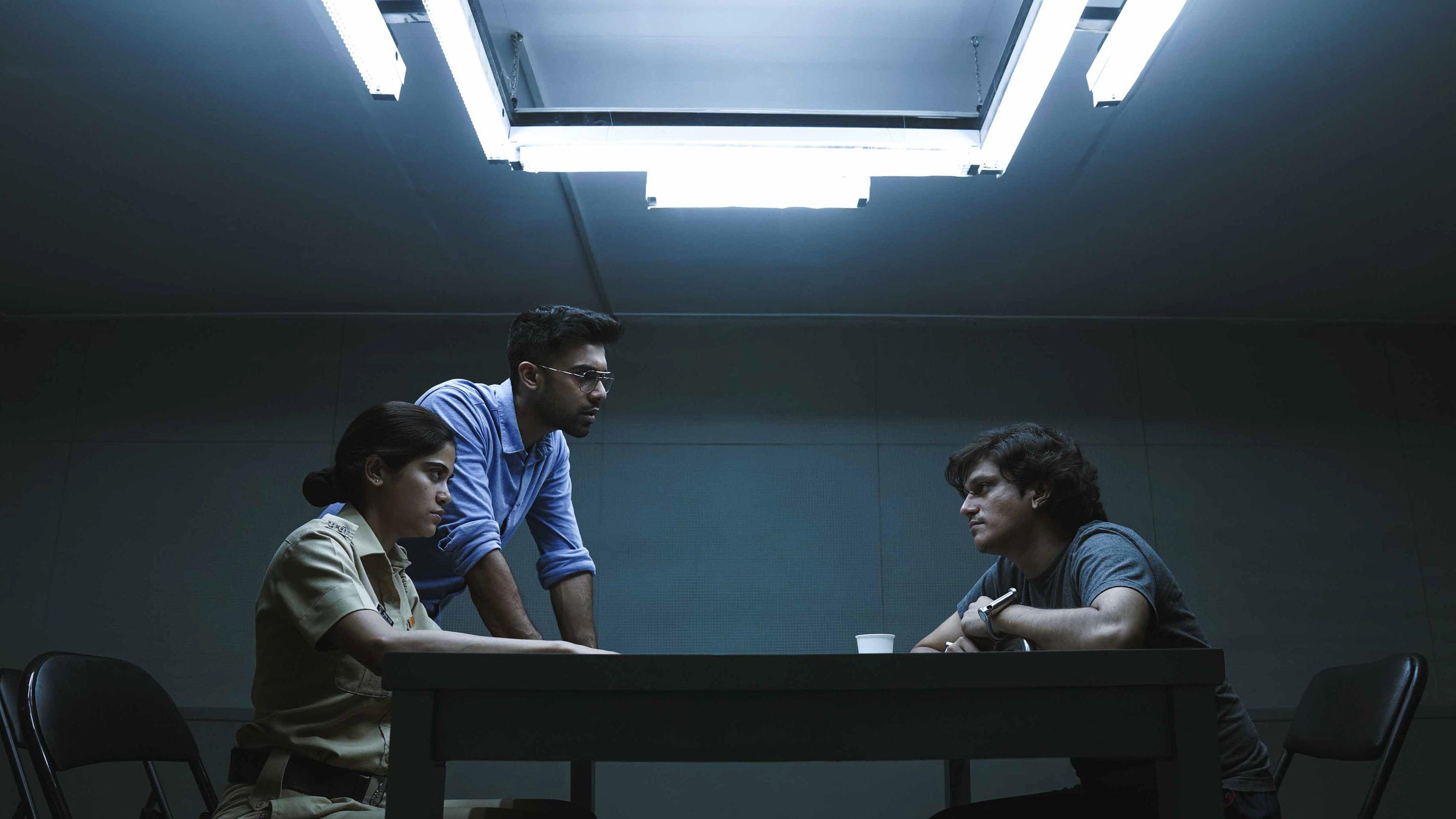 Netflix original Indian crime series She