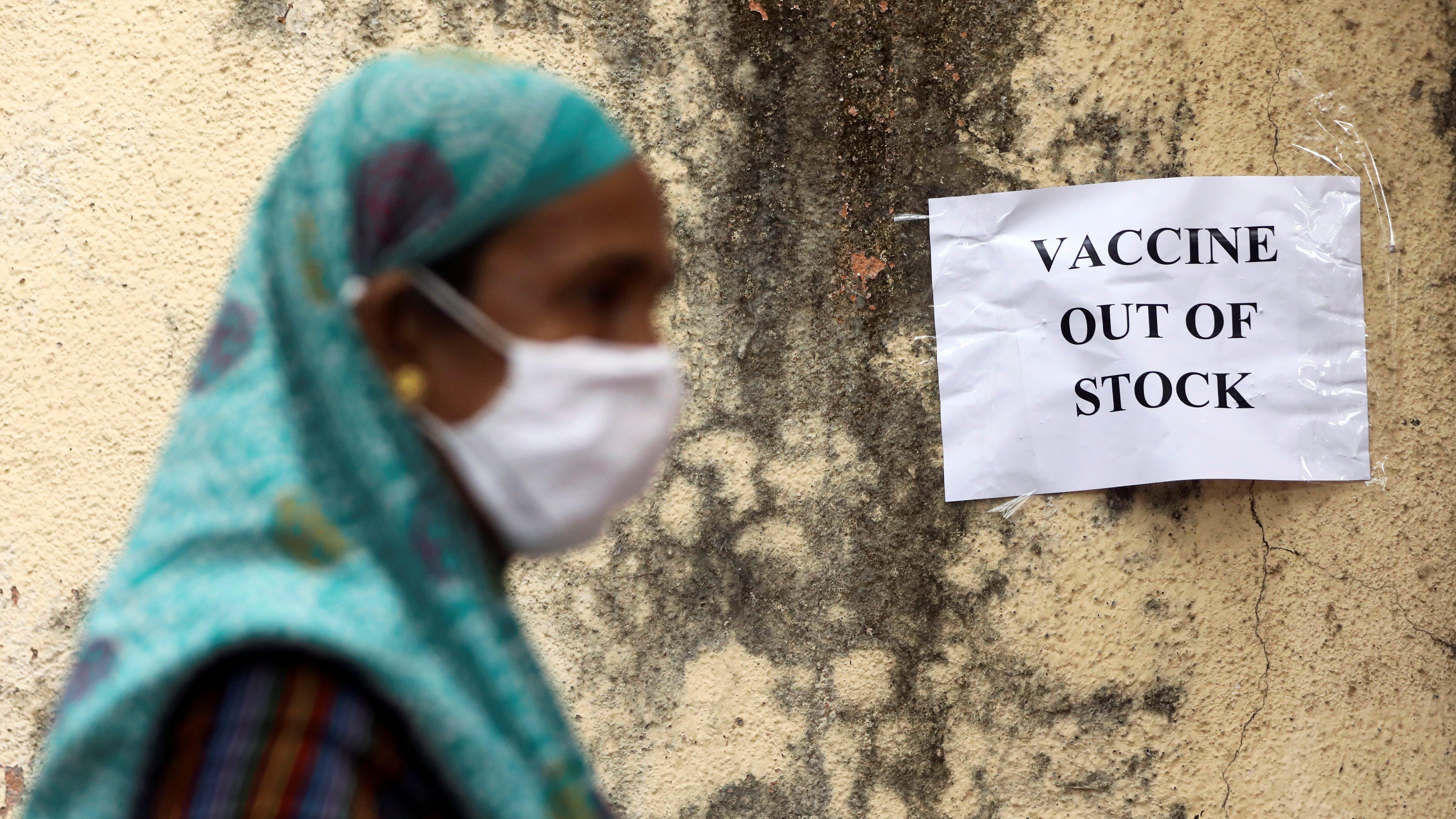 SII's vaccine shortage in India amid rising coronavirus cases — Quartz India