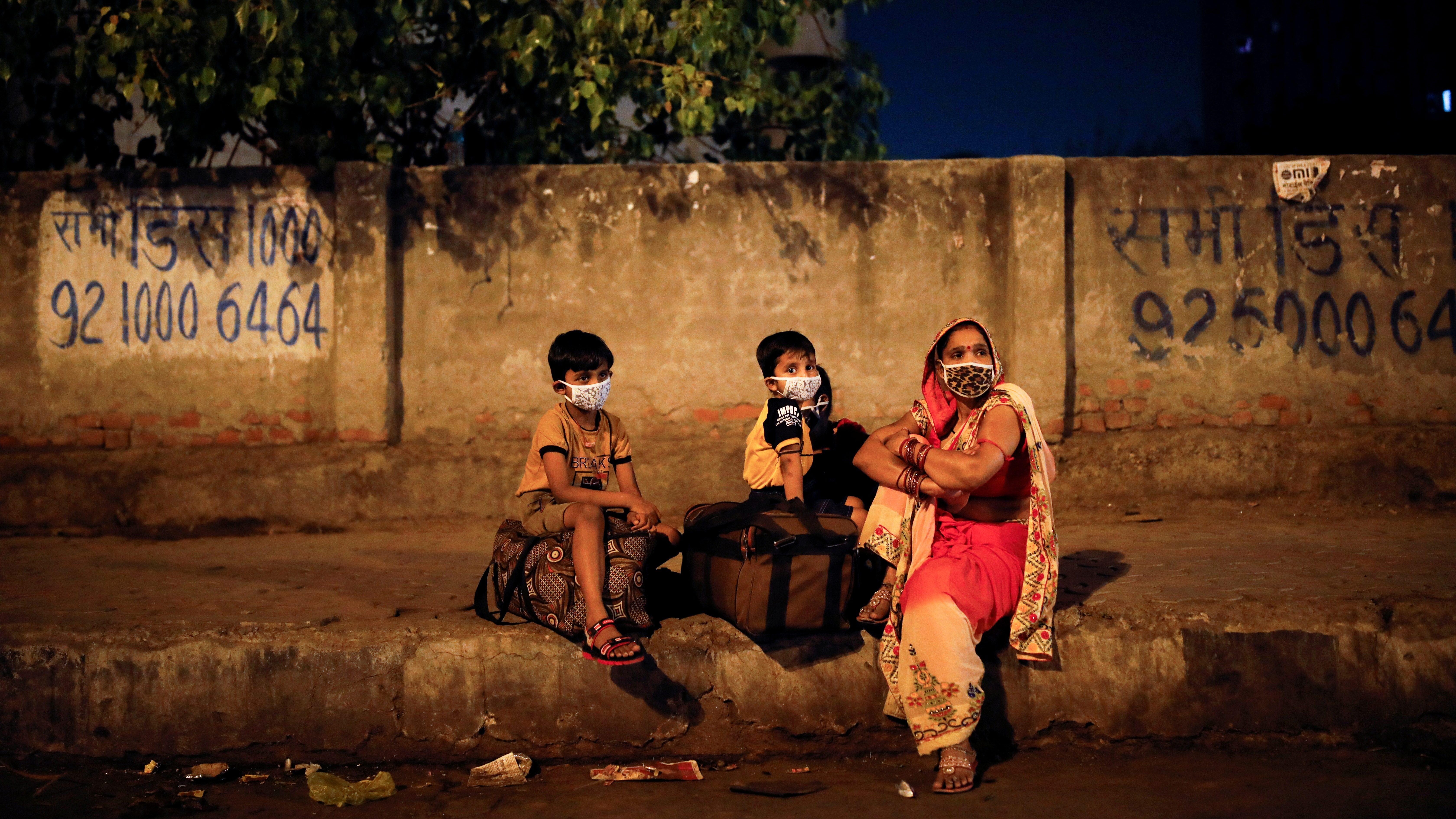 India-Pandemic-Migrants