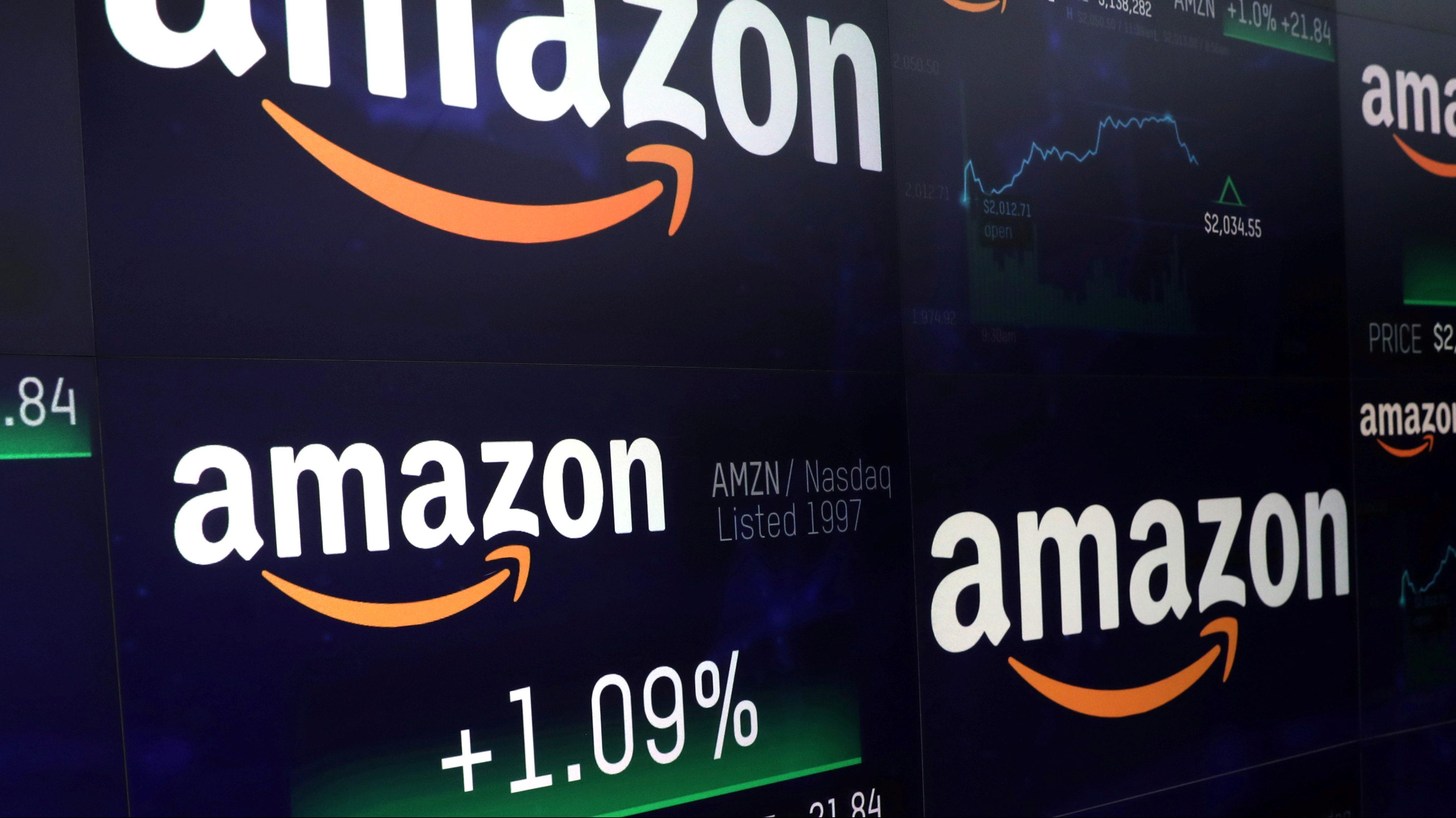 Amazon stock ticker