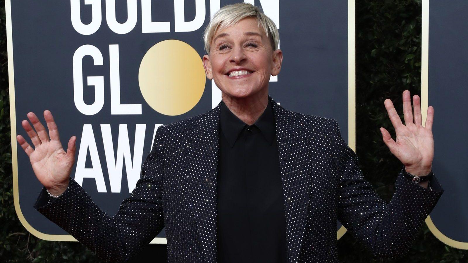 Ellen DeGenderes