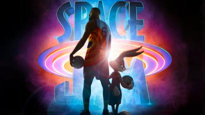 The Space Jam: A New Legacy poster