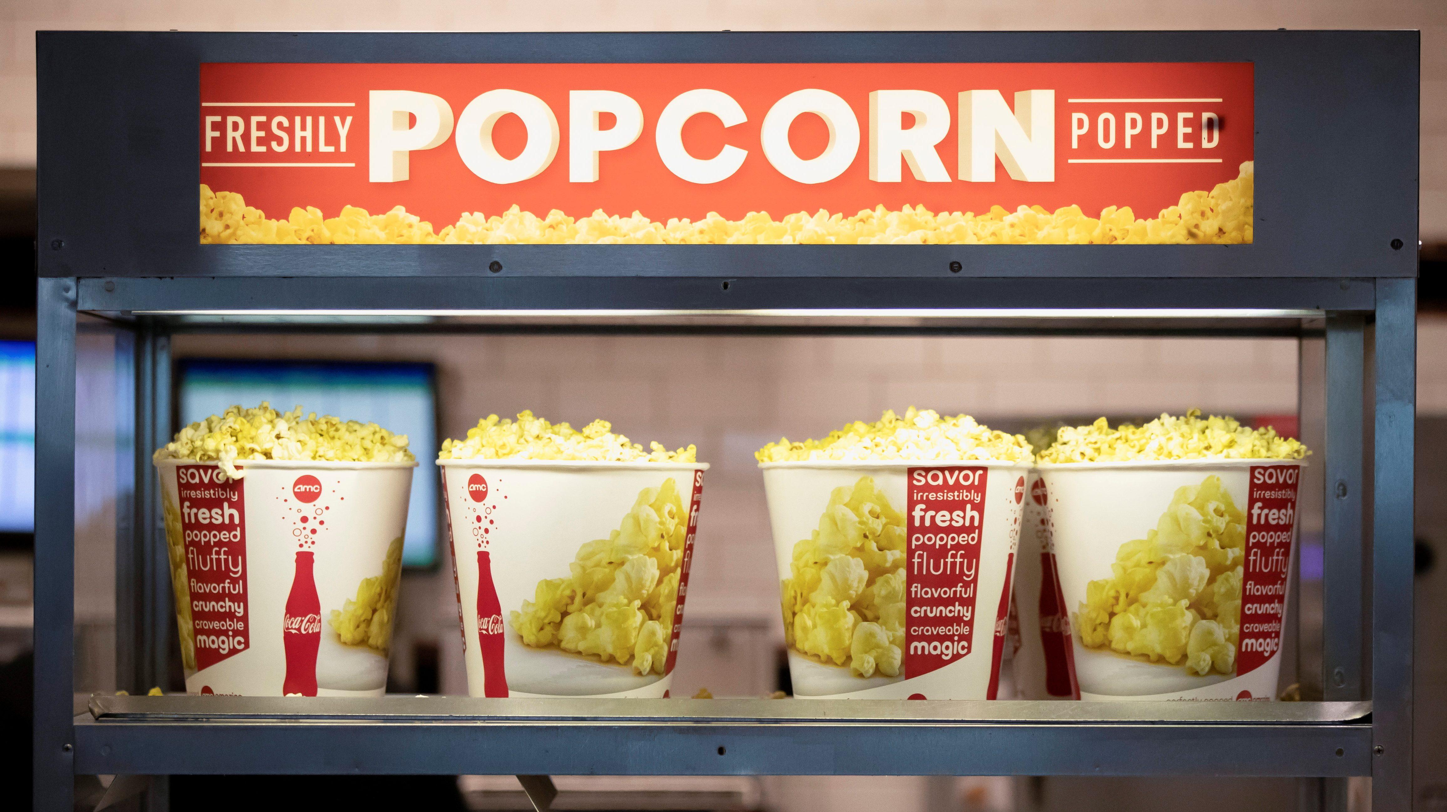 popcorn at amc theatres