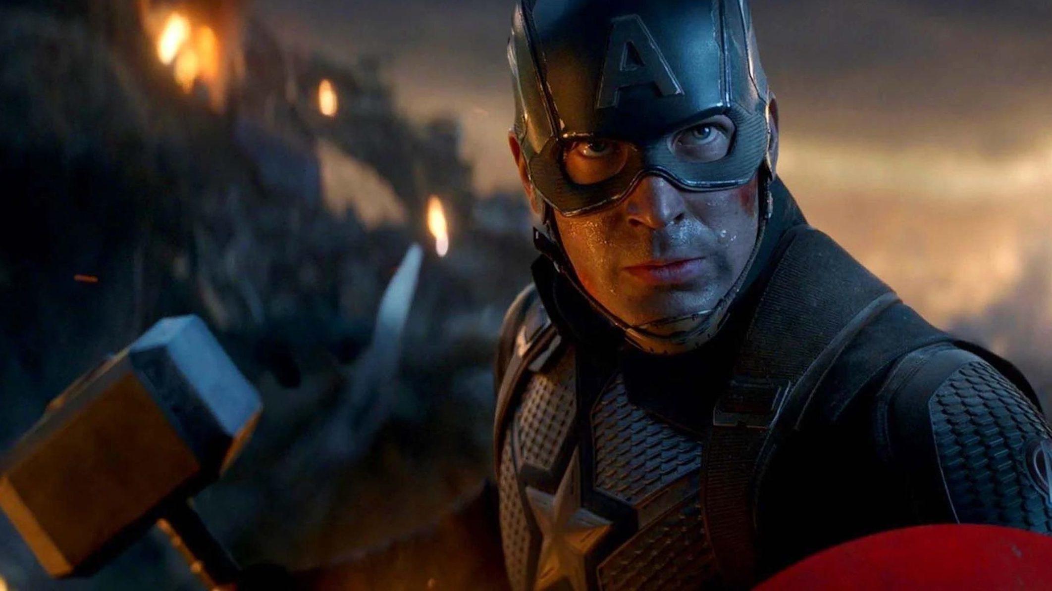 captain america marvel avengers