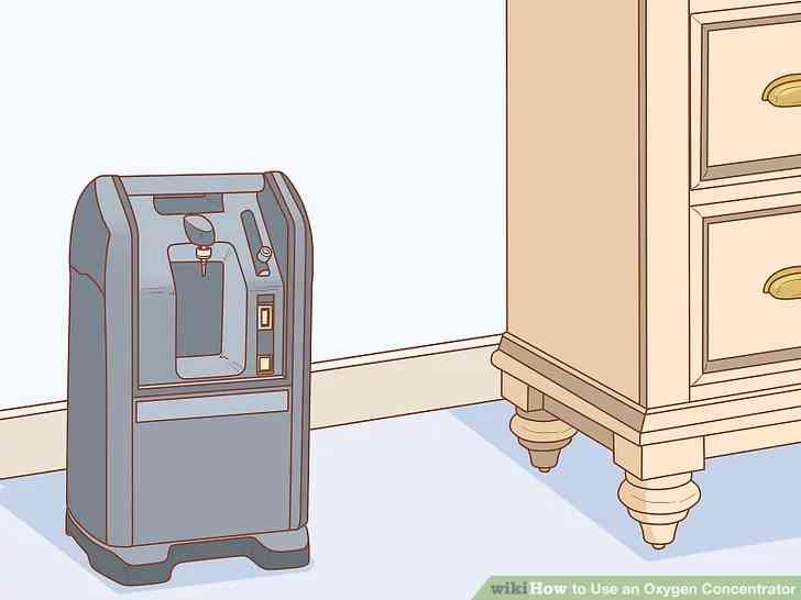 A WikiHow page on how to use an oxygen concentrator.