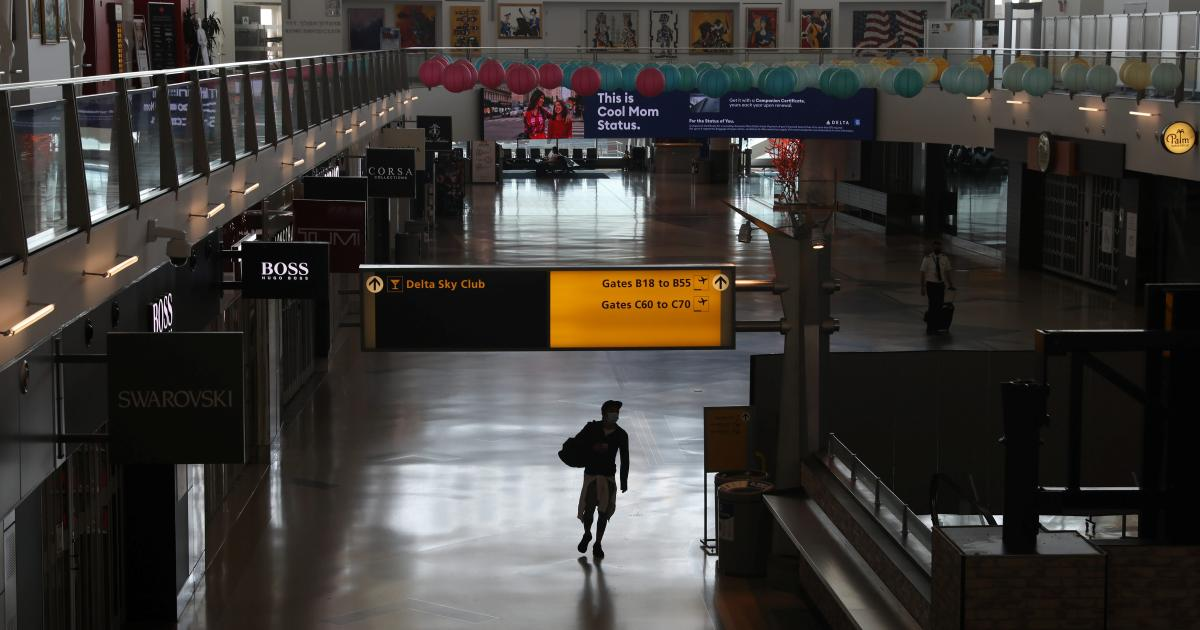 Why is the US still restricting travel from Europe?