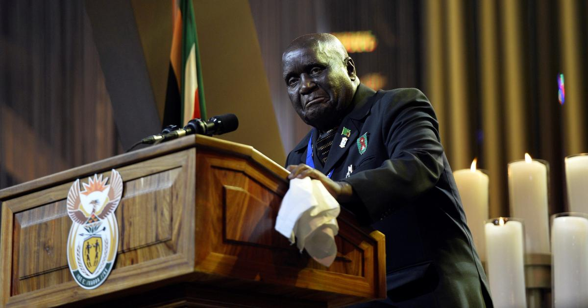 One of African nationalism's greatest champions has died