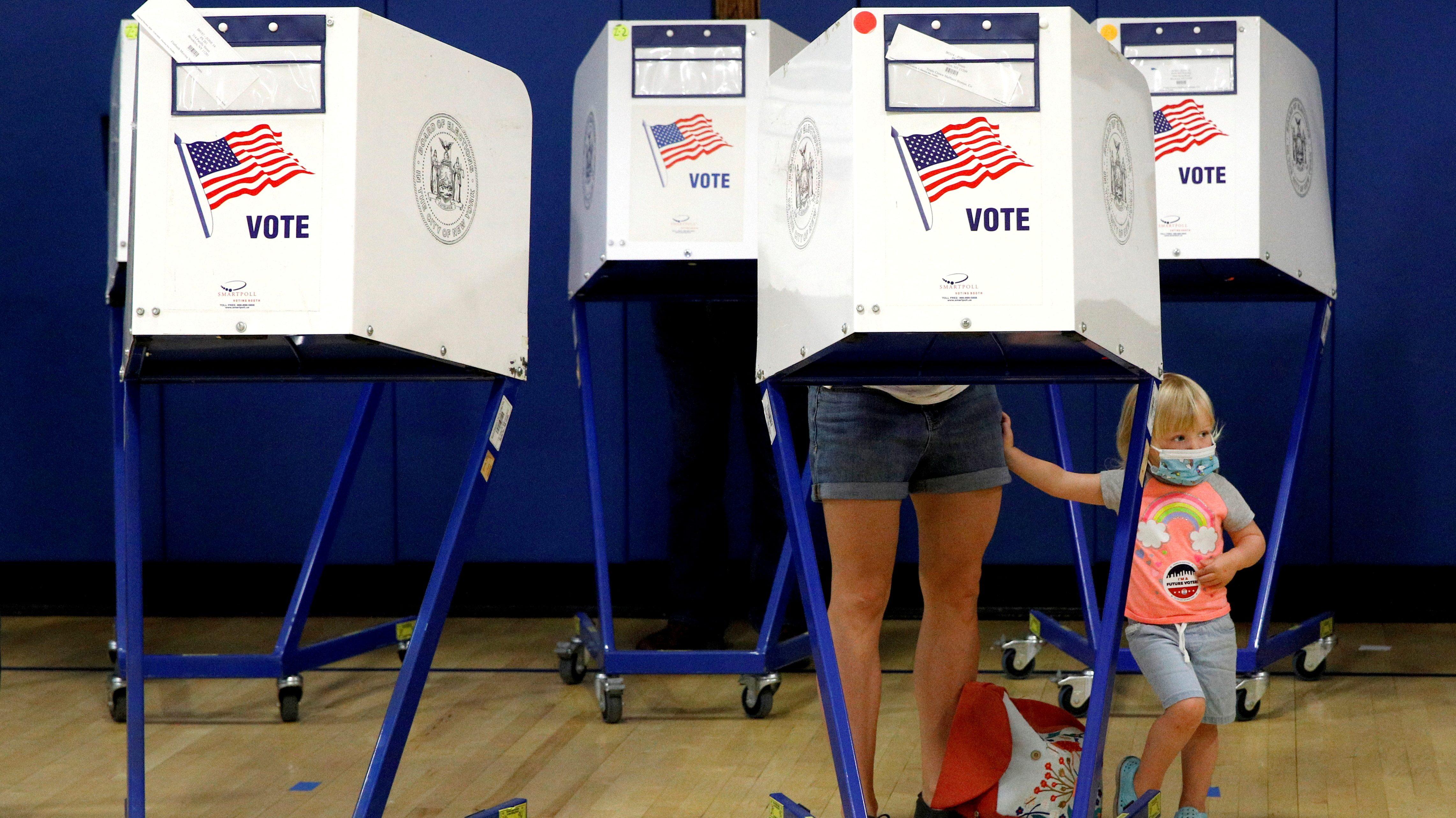 New York City primary election