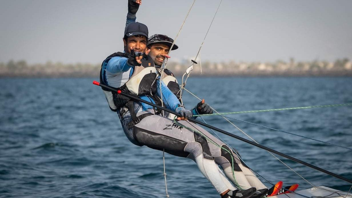 20 Tokyo Olympics India's sailing team looks ahead to 20 ...