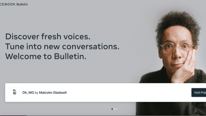 Malcolm Gladwell is a featured writer on Bulletin.