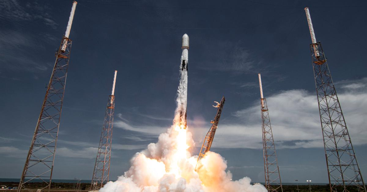 SpaceX's satellite rideshare rocket carries the industry's next era