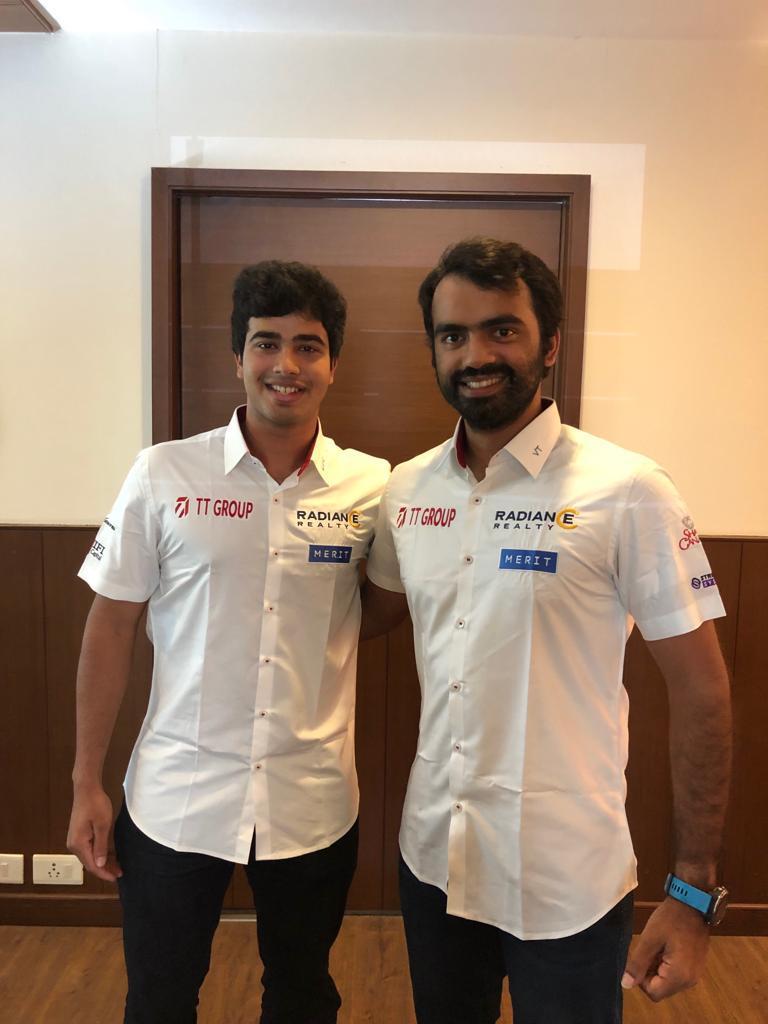 KC Ganapathy e Varun Thakkar