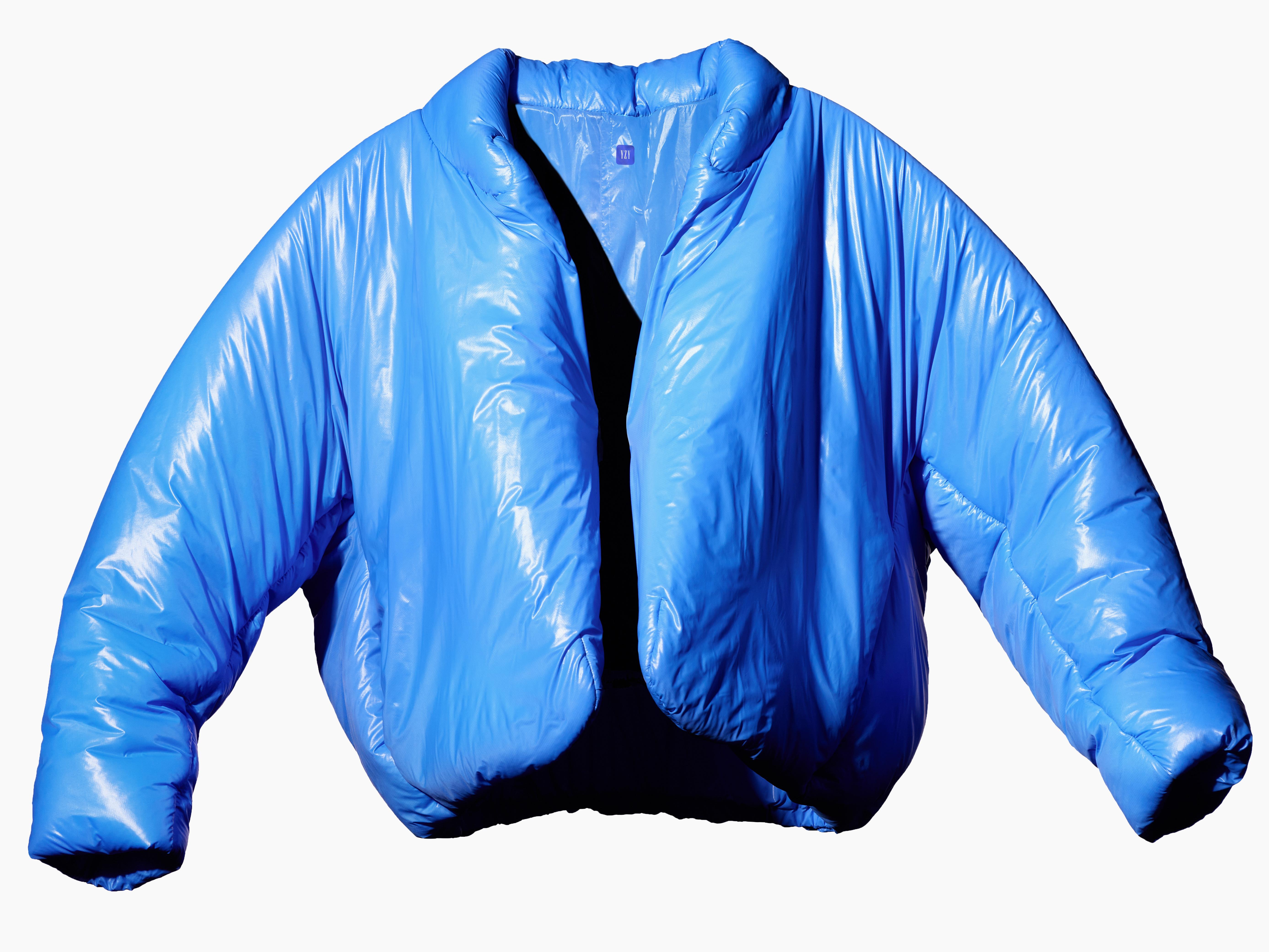 """Kanye West's """"round jacket"""" for Gap"""