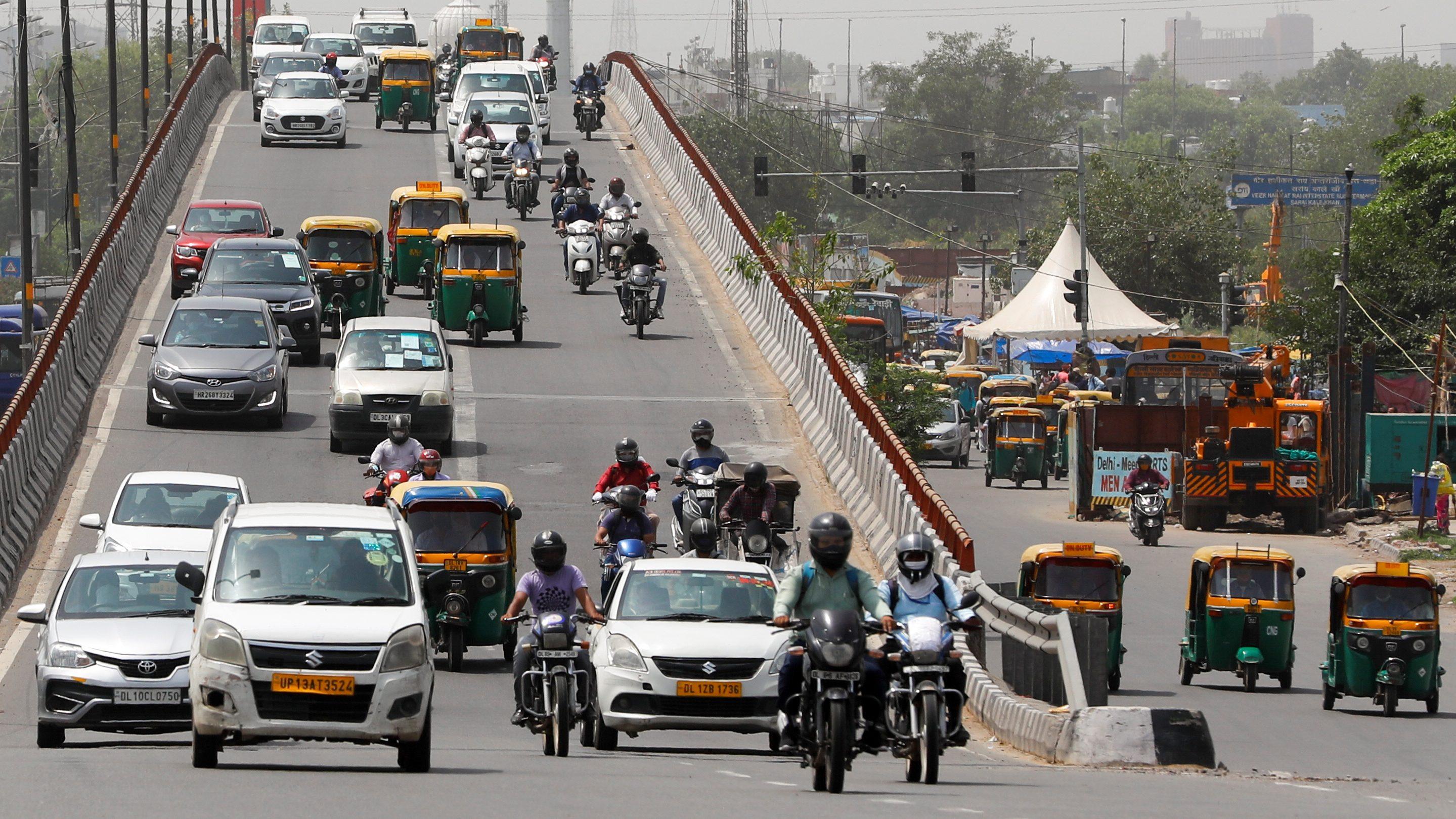 COVID-19 pandemic in New Delhi