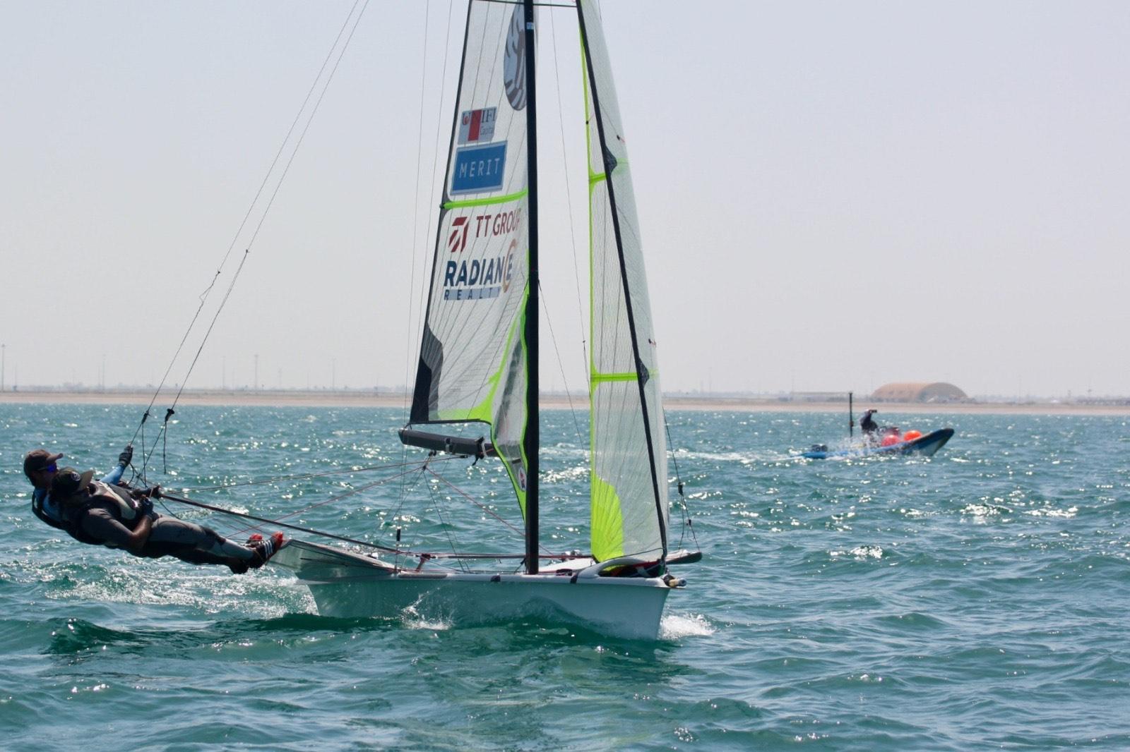 Treinamento em Abu Dhabi 2020
