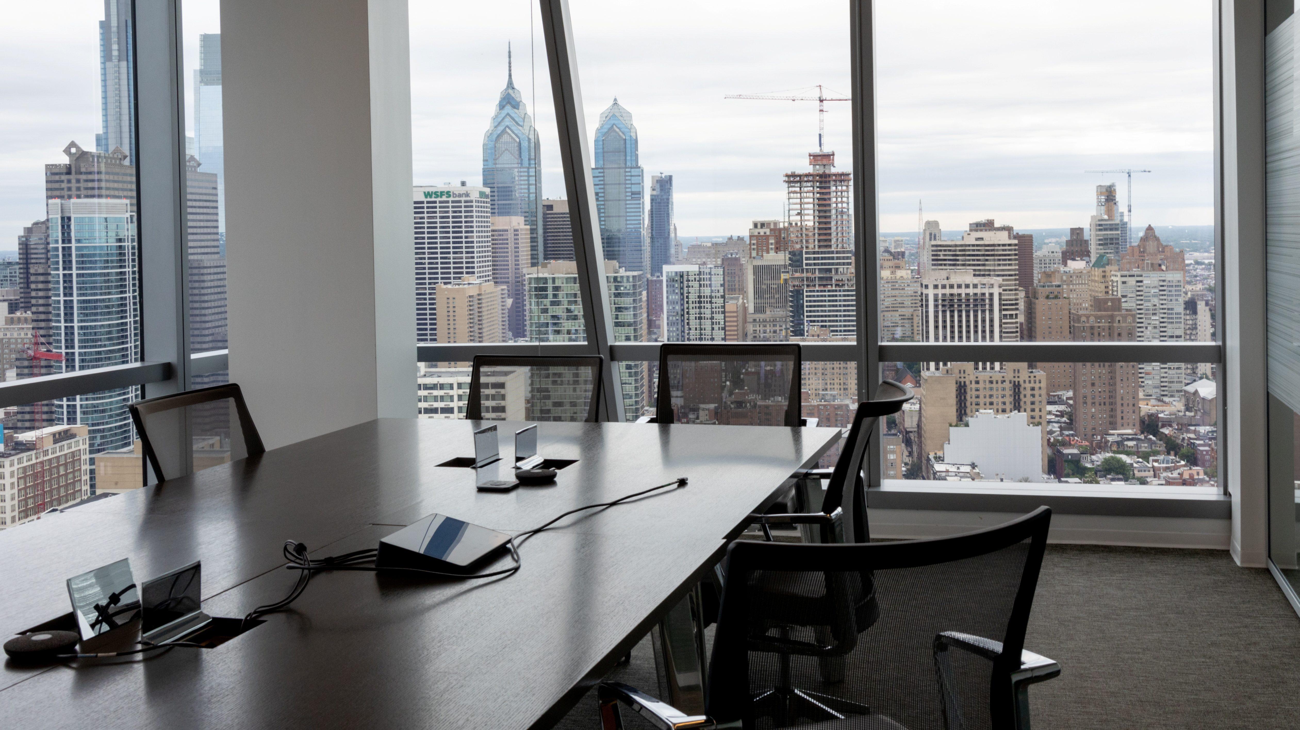 People return to work in Philadelphia