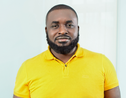 Niyi Kolade, founder and CEO of Seerbit.